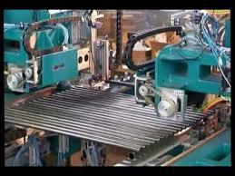 خط تولید رادیاتور پنلی آلپ